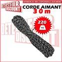 30m corde militaire pour aimant détection neodyme