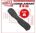 Aimant Néodyme (110 Kg) + Corde 30m