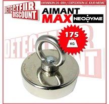 Aimant MAX Néodyme de détection (175 Kg)
