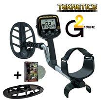 Teknetics G2 + protège-disque + casque