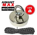 Aimant Néodyme (175 Kg) + 30m