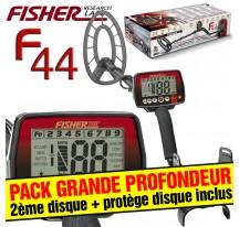 Fisher F44 Pack Grande Profondeur