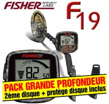 Fisher F19 Grande Profondeur