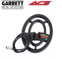 Disque 22x16 cm spider pour Garrett ACE