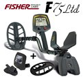 Fisher F75 LTD Black + 2 disques (12cm et 33cm)