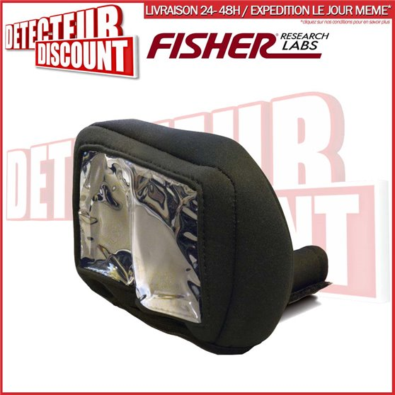 Protection pluie NEOPRENE pour Fisher F11