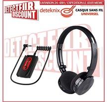 Casque sans fil Deteknix W6 LITE