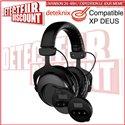 Casque sans fil HD Deteknix pour XP DEUS