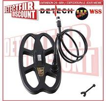 Disque SEF WSS 25x12 pour Teknetics