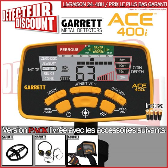 6-ACC Garrett ACE 400i