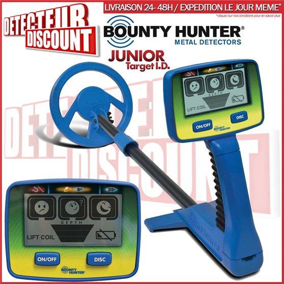 Bounty Hunter Junior ID
