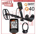 Quest Q40 + casque sans fil