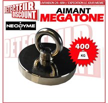 Aimant NEODYME 400kg (Wicked Magnet)