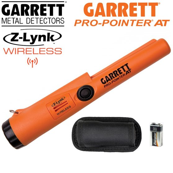 Propointer AT Garrett Zlynk