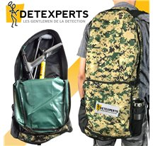 Grand sac à dos camouflage