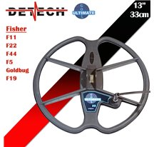 Disque ULTIMATE 33cm Fisher (sauf f75)