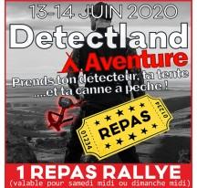 Repas Detectland AVENTURE