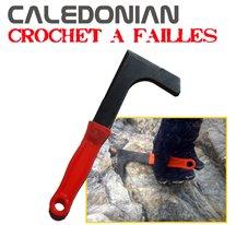 Crochet à failles Caledonian