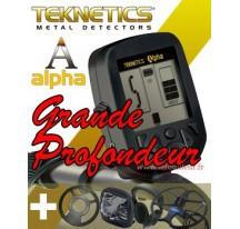 Teknetics ALPHA 2000 PACK GP