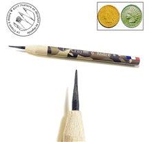 Crayon grattoir pointe fine acier