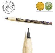 Crayon grattoir pointe dure acier