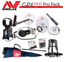 Minelab GPX 5000 PRO PACK