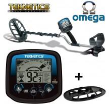 Teknetics OMEGA 8000 + protège-disque