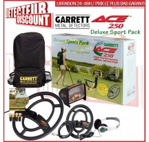 Garrett ACE 250 SPORT PACK