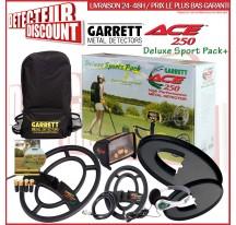 Garrett ACE 250 SPORT PACK +