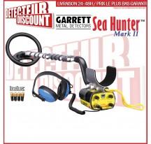 Garrett SEAHUNTER MK II + casque étanche