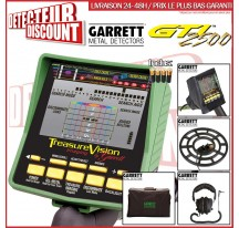 Garrett GTI 2500 PRO PACKAGE