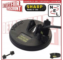 Disque NEL SHARP 12cm Teknetics