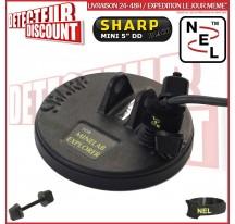 Disque NEL SHARP 12cm pour Goldmaxx