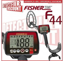 Fisher F44 + DVD formation