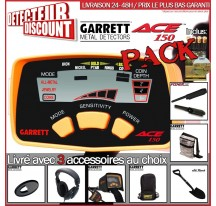 Garrett ACE 150 + 3 accessoires au choix