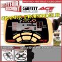 Garrett ACE 250 Pack Grande Profondeur
