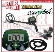 Teknetics Eurotek + protège-disque