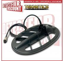 Disque 27cm DD pour Teknetics (sauf T2)