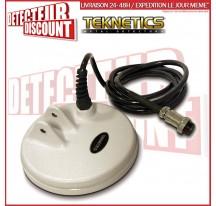 Disque 12cm DD pour Teknetics T²