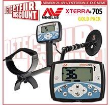 Minelab Xterra 705 GOLD